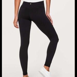 Lululemon Black Align Ankle Length Pant Leggings